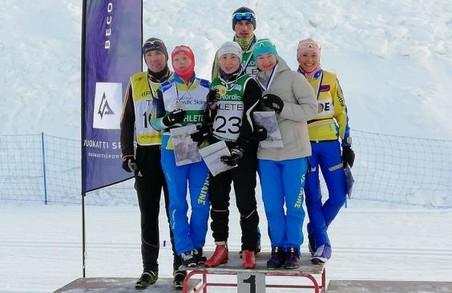 Харківські параолімпійці здобули кубок світу з лижних перегонів та біатлону