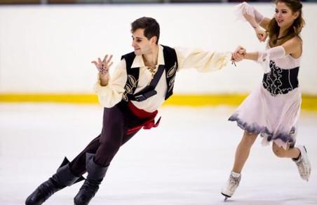Харківські фігуристи виступатимуть на Олімпіаді наступного тижня
