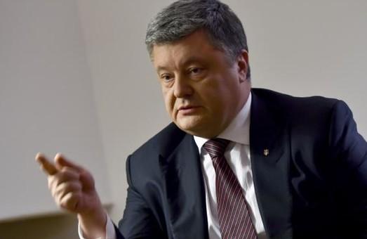 Ми в Україні не маємо конфлікту. Ми потерпаємо від агресії - Порошенко