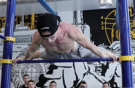 У Харкові обрали найсильнішого українського атлета