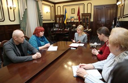 Обласна влада долучиться до створення програми розвитку паліативної медицини на Харківщині - Світлична
