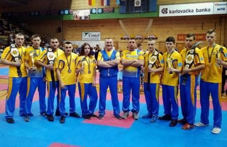Харківські кікбоксери відзначилися на міжнародному рівні