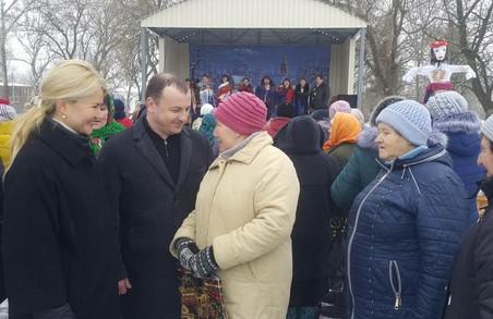 Світлична розповіла, які проекти розвитку будуть реалізовані на Харківщині