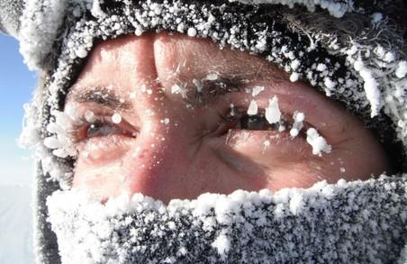 Харків'ян очікує різке похолодання