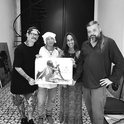 Українські художники Bob Basset і Гамлет підкорюють Перу