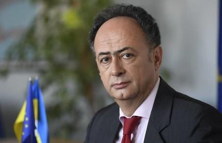До Харкова приїде Голова Представництва ЄС в Україні