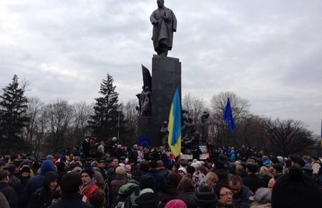 Харківські поліцейські виходять на посилене чергування