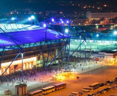 Заради міжнародного футболу в Харкові змінять транспортну логістику