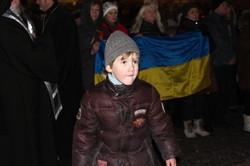 Харків'яни вшанували пам'ять героїв Небесної Сотні