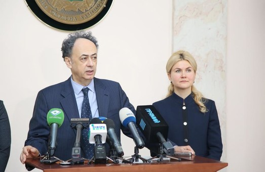 Ми, ЄС, хочемо підтримати пані губернатора в її роботі по успішному впровадженню реформ - Мінґареллі