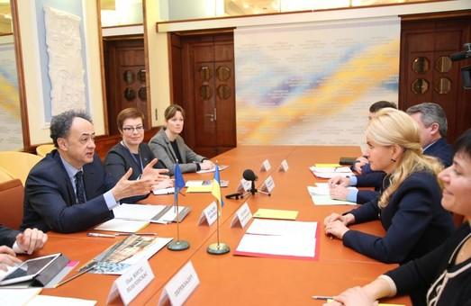 ЄС готовий підтримати проект з будівництва онкоцентру в Харкові