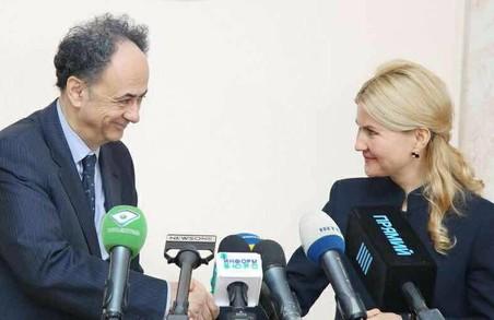 Оновлення електротранспорту, кредитування бізнесу, допомога з онкокомплексом - про що Світлична домовилася з європейськими партнерами