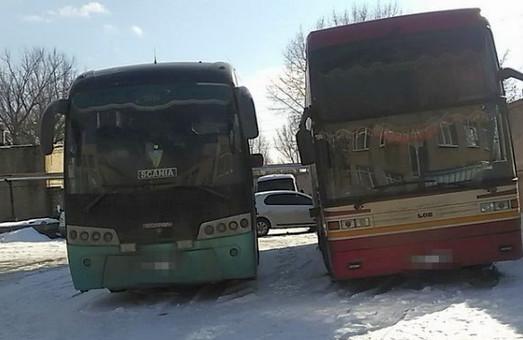 На «Гоптівці» затримали нелегальних перевізників з «ЛНР»