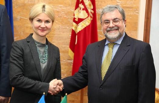 Харківщина розширить співробітництво з Бразилією – Світлична
