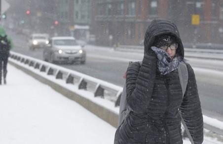 Після сильних морозів Харків засипить снігом