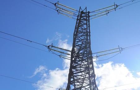 В усіх населених пунктах Харківщини відновлено електропостачання