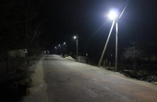 Були виділені кошти на реалізацію більше 130 проектів освітлення населених пунктів – Світлична