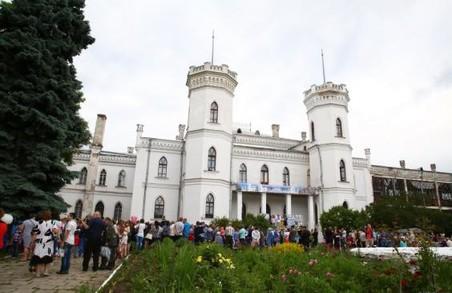 Шарівський замок реконструюють обласним коштом уже цього року