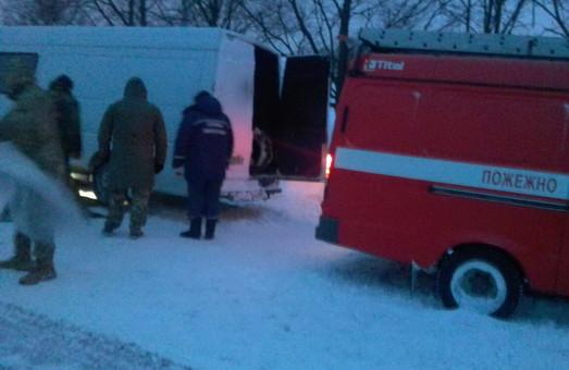 На Харківщині волонтери могли й не довести гуманітарку до бійців АТО