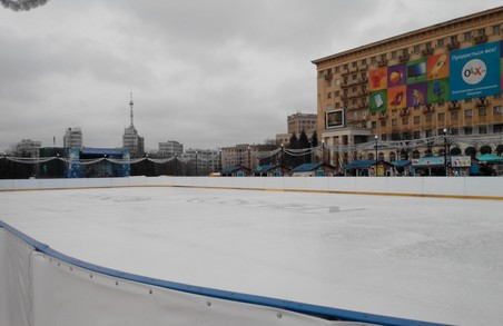 Харків'яни довше зможуть насолоджуватися зимовими розвагами