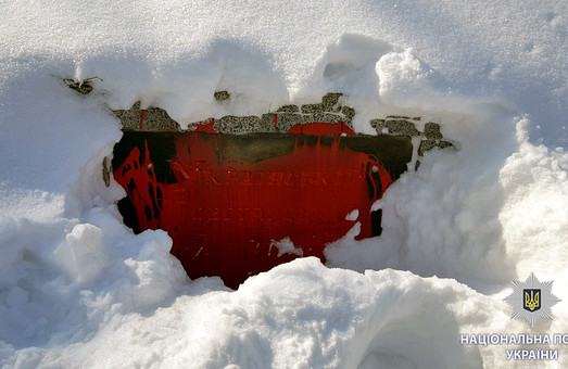 Пам'ятний знак воїнам УПА в Харкові знов постраждав від вандалізму