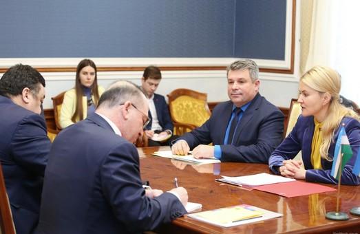 Промислові підприємства Харківської та Ташкентської областей налагодять співробітництво - Світлична