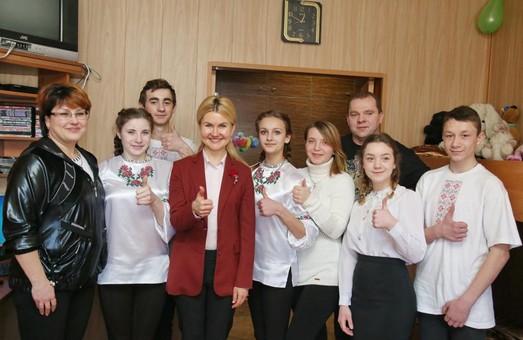 Минулого року на Харківщині створили 17 дитячих будинків сімейного типу – Світлична /ФОТО