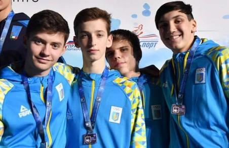 Харківські фехтувальники відзначилися на європейському рівні