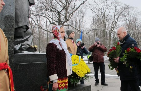 Харків'яни вшанували пам'ять Тараса Шевченка
