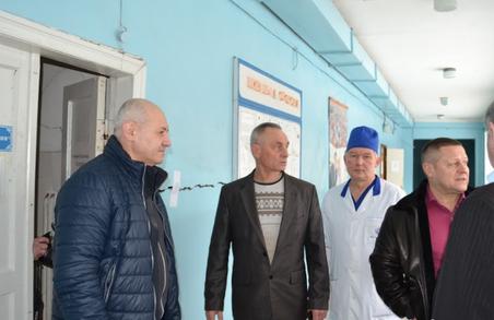 Барвінківська ЦРЛ отримає нові вікна та систему опалення
