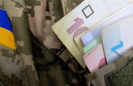 Уже цього місяця військовослужбовці почнуть отримувати підвищені пенсії