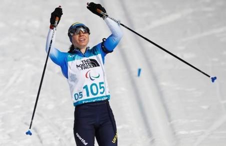 Харків'янка здобула четверту медаль на Паралімпіаді-2018