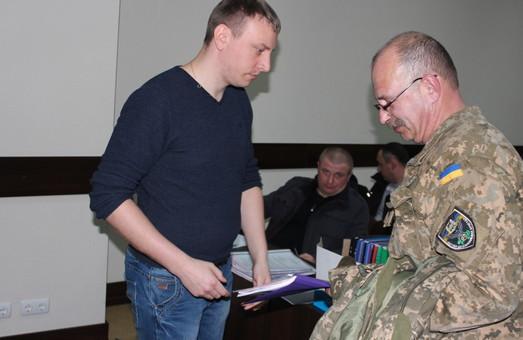 До Дня добровольця харківські АТОвці отримали 150 документів на землю