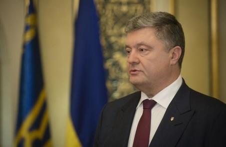 Єдиний Президент, якого буде обирати Крим, буде Президент України - Порошенко