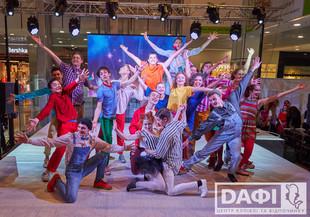 Юрій Горбунов та Катя Осадча залишили серце в Харкові на Dafi Fashion Days