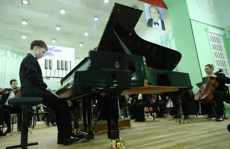 Завдяки мистецтву світ стає цікавішим та світлішим - Світлична на відкритті Міжнародного конкурсу піаністів