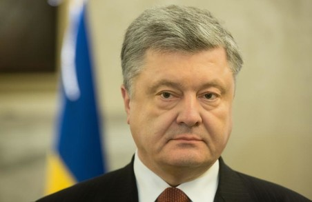 Катар надаватиме Україні скраплений газ - Порошенко