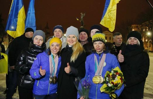 Зустрічали наших переможців! 12 медалей на Паралімпійських Іграх - Світлична