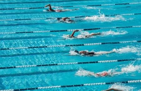 Харківськими спортсменами встановлений рекорд України з плавання