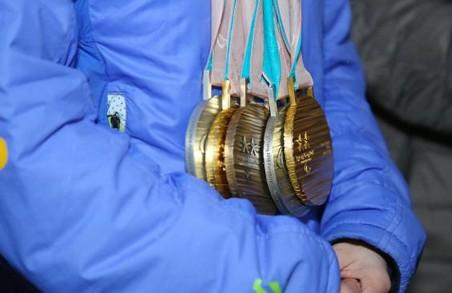 Паралімпійці вперше отримали за свої перемоги такі ж винагороди, як і олімпійці
