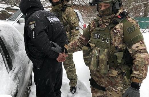 Діючий офіцер Національної поліції в Харківській області був причетний до агентурної мережі російських спецслужб