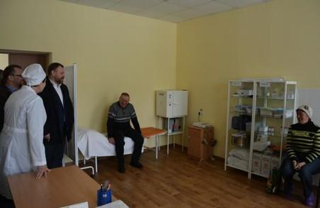 Як реалізується медреформа на Харківщині: детально