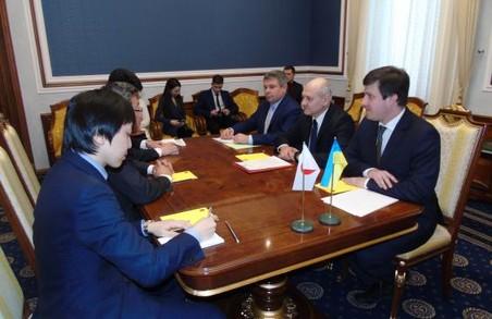 Харківщина співпрацюватиме з Японією у космічній галузі