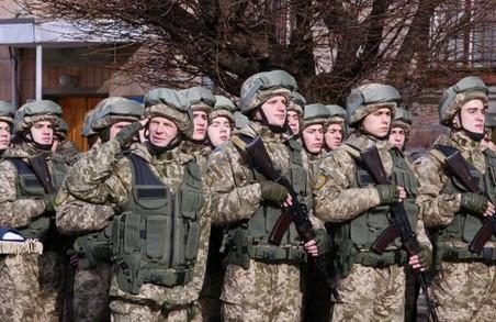 Протягом 2017 року обсяг допомоги військовим частинам Харківщини склав понад 1,6 млн грн