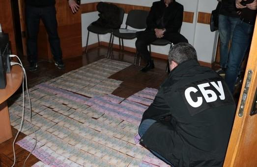 У Харкові поліцейський вимагав у посадовців ХНУРЕ хабар