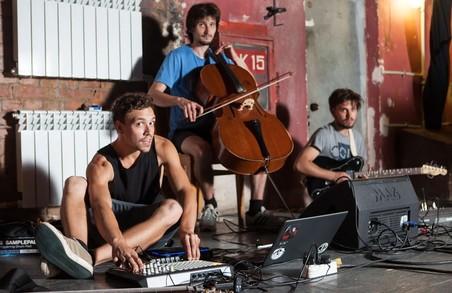 Музична група SHKLO дасть перший великий концерт у рідному Харкові