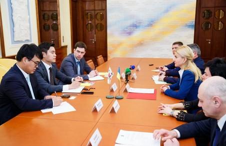 Світлична запросила ще одного крупного інвестора на Харківщину: компанія Нyundai співпрацюватиме з регіоном