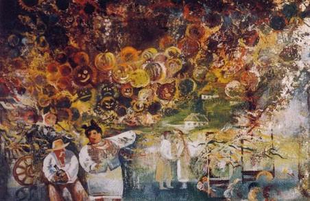 Інваріанти Леоніда Россохи експонуються у Харківському художньому музеї
