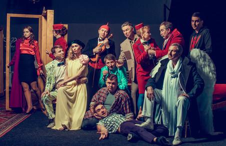 У п'ятницю в Театрі Пушкіна на 20 хвилин можна буде стати ангелом