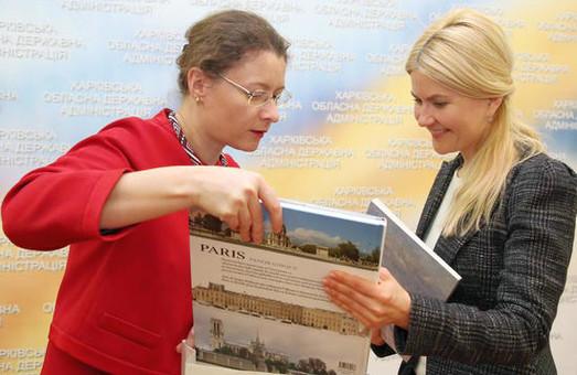 У передчутті Французької весни: Юлія Світлична обговорила з партнерами можливості розширення бізнесової співпраці